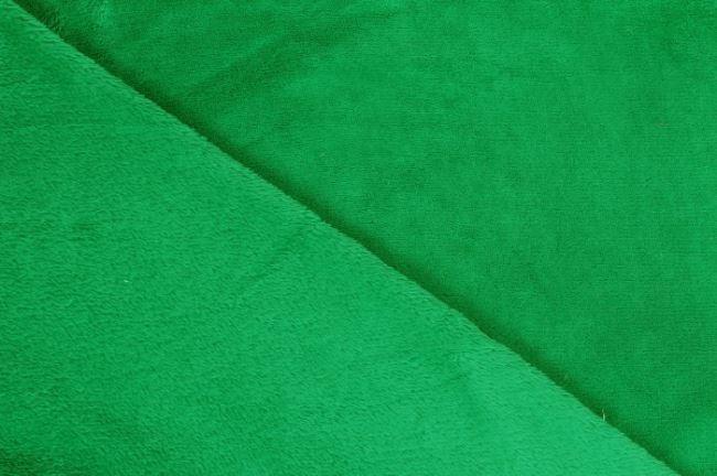 Wellness fleece v zelené barvě 5358/025