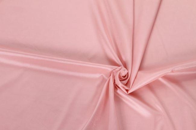 Taft světle růžový 0420/888