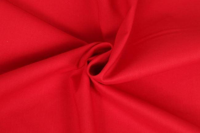 Bavlněné plátno červené 01805/015