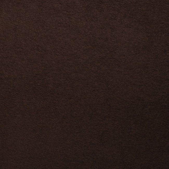 Vařená vlna v tmavě hnědé barvě 00669/058