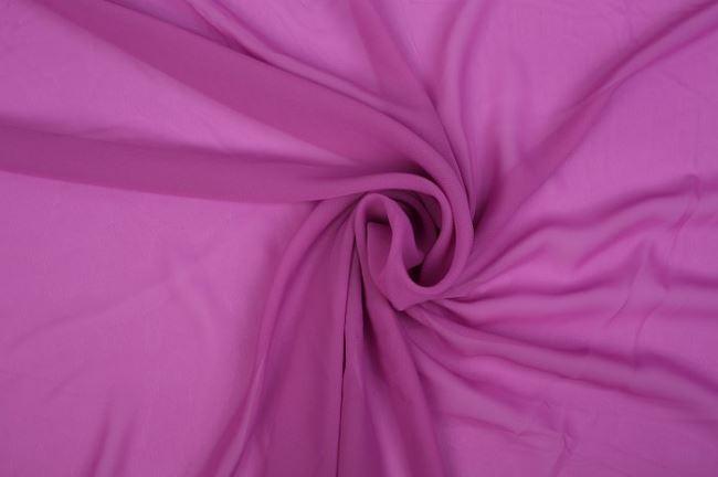 Šifón ve světle fialové barvě 03969/042