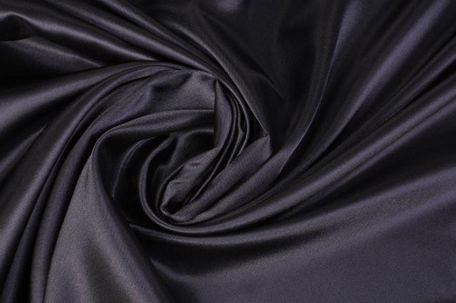 Satén černý 04796/069