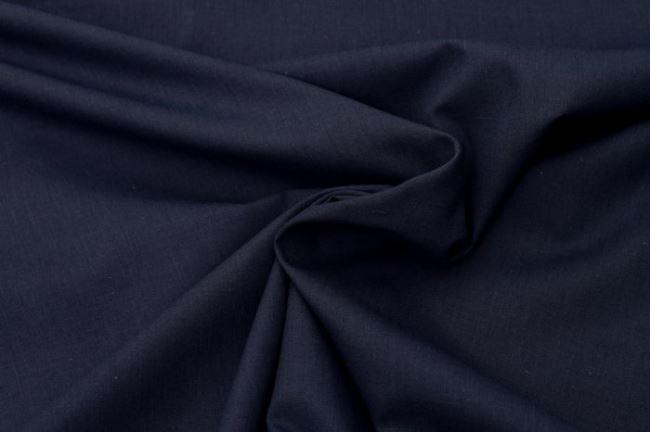 Bavlněné plátno tmavě modré 03121/008